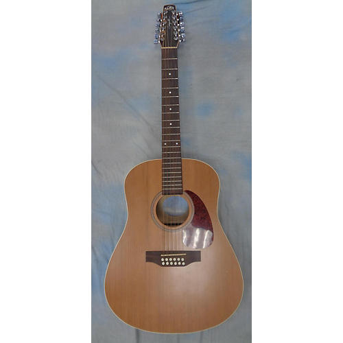 Seagull Coastline S12 12 String Acoustic Guitar Natural