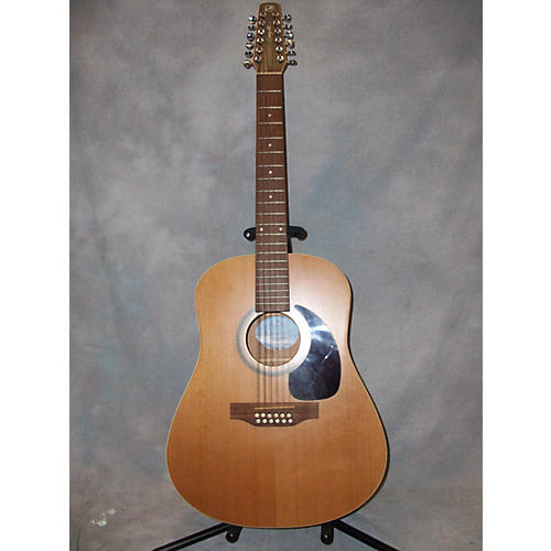 Seagull Coastline S12 12 String Acoustic Guitar-thumbnail