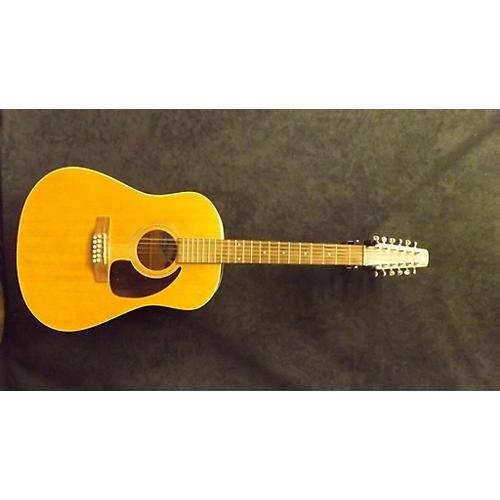 Seagull Coastline S12 12 String Acoustic Guitar Antique Natural
