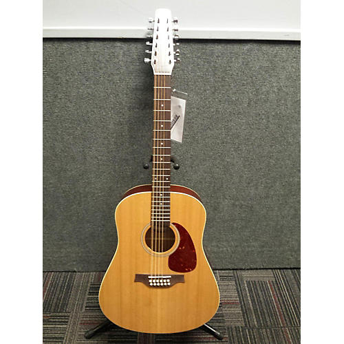 Seagull Coastline S12 AE 12 String Acoustic Electric Guitar-thumbnail