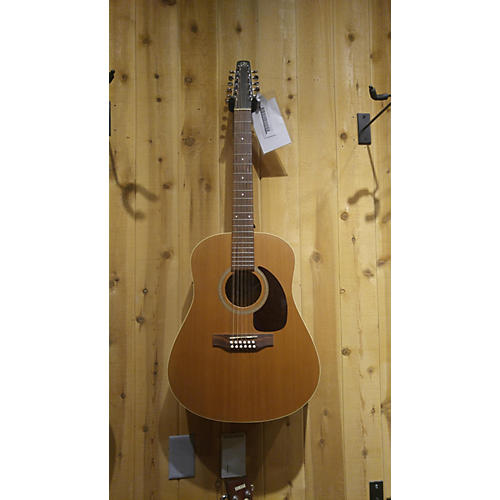 used seagull coastline s12 ae 12 string acoustic electric guitar guitar center. Black Bedroom Furniture Sets. Home Design Ideas