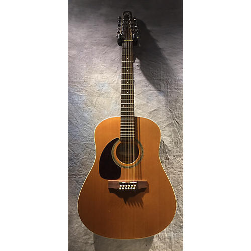 Seagull Coastline S12 AE Left Handed Acoustic Electric Guitar