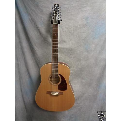 Seagull Coastline S12 Natural 12 String Acoustic Guitar-thumbnail