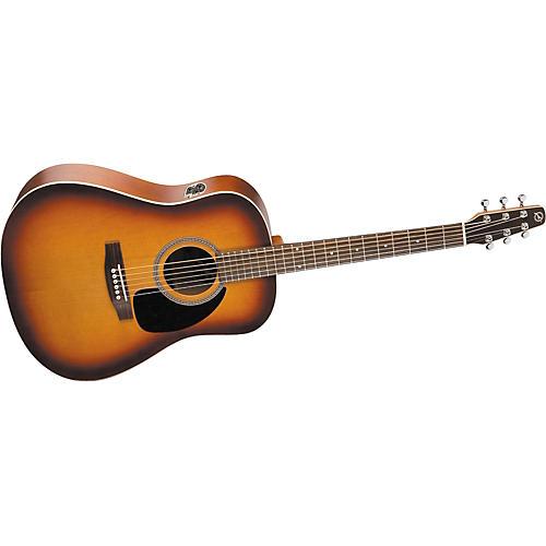 Seagull Coastline S6 GT QI Dreadnought Acoustic-Electric Guitar-thumbnail
