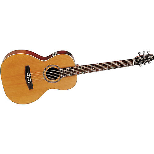 Seagull Coastline Series Grand Parlour QI Acoustic-Electric Guitar