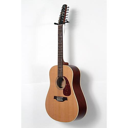 blemished seagull coastline series s12 dreadnought 12 string qi acoustic electric guitar natural. Black Bedroom Furniture Sets. Home Design Ideas