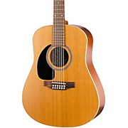 Coastline Series S12 Dreadnought Left-Handed 12-String Acoustic Guitar