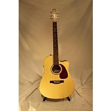 Seagull Coastline Slim CW Spruce QIT Acoustic Electric Guitar
