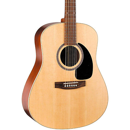 Seagull Coastline Spruce Dreadnought Acoustic Guitar Natural