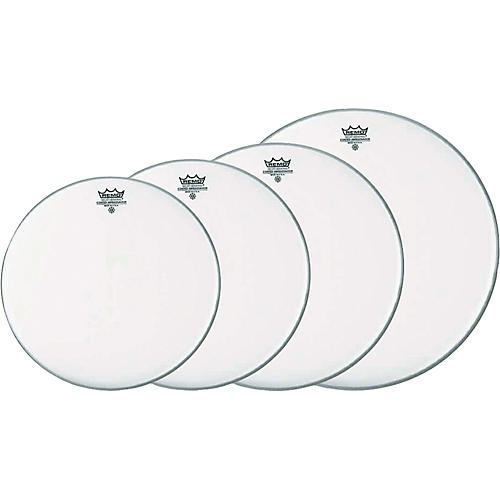 Remo Coated Ambassador Standard Pro Pack with Free 14 in. Coated Ambassador Snare Drum Head-thumbnail
