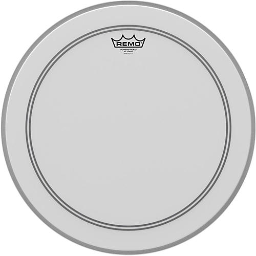 Remo Coated Powerstroke 3 Bass Drum Head-thumbnail