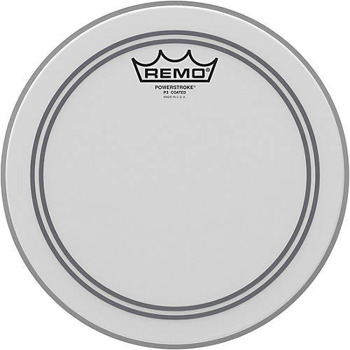 Remo Coated Powerstroke 3 Batter Head  10 in.