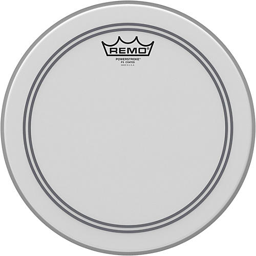 Remo Coated Powerstroke 3 Batter Head  12 in.