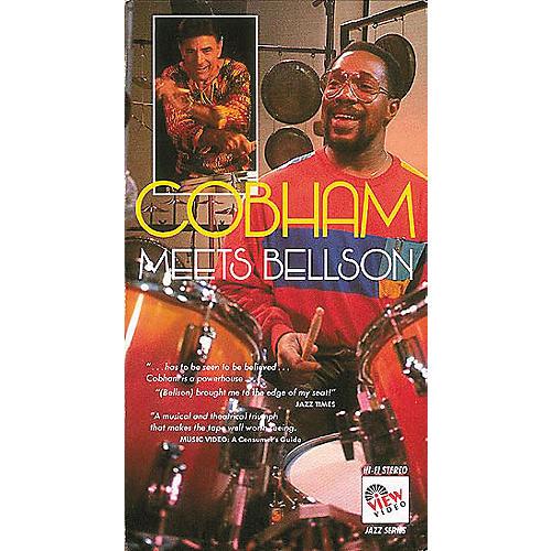 Hal Leonard Cobham Meets Bellson (VHS)