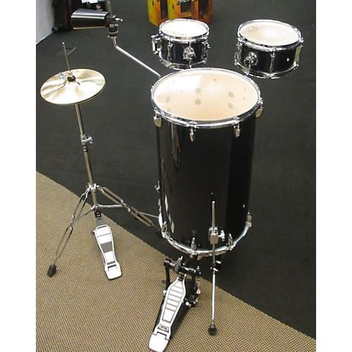 used gp percussion cocktail drum kit guitar center. Black Bedroom Furniture Sets. Home Design Ideas