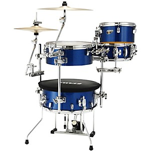 Tama Cocktail-JAM 4-Piece Shell Pack with Hardware by Tama
