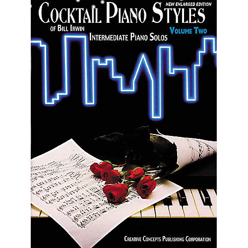 Creative Concepts Cocktail Piano Styles Volume 2 Book