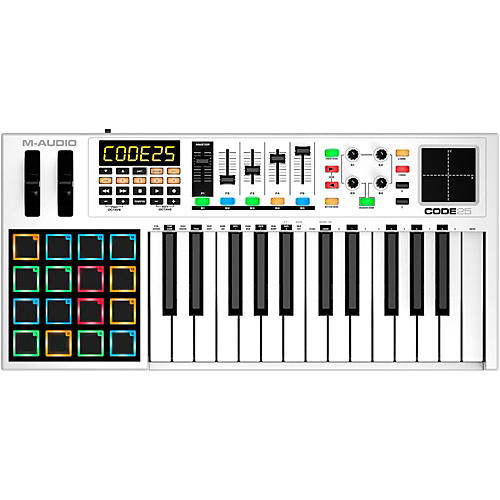 M-Audio Code 25 USB MIDI Keyboard Controller