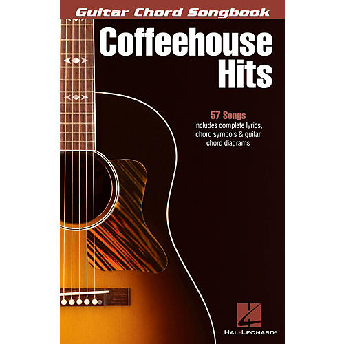 Hal Leonard Coffeehouse Hits - Guitar Chord Songbook-thumbnail