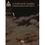 Hal Leonard Coheed And Cambria - In Keeping Secrets Of Silent Earth: 3 Guitar Tab Songbook