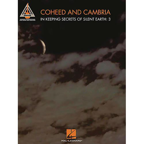 Hal Leonard Coheed And Cambria - In Keeping Secrets Of Silent Earth: 3 Guitar Tab Songbook-thumbnail