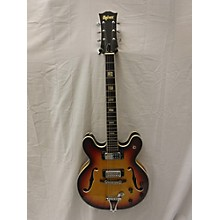 Univox Coily Hollow Body Electric Guitar