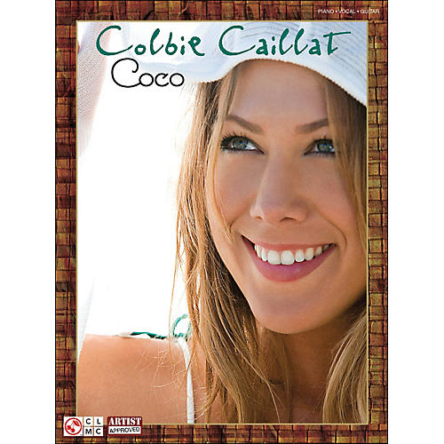 Cherry Lane Colbie Caillat: Coco arranged for piano, vocal, and guitar (P/V/G)-thumbnail