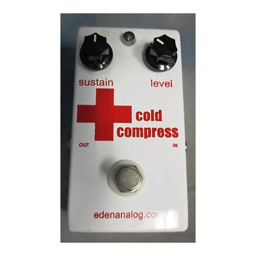 In Store Used Cold Compress Effect Pedal