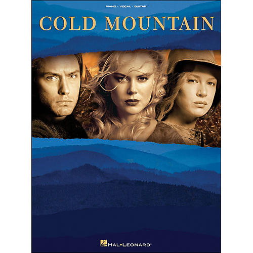 Hal Leonard Cold Mountain arranged for piano, vocal, and guitar (P/V/G)-thumbnail