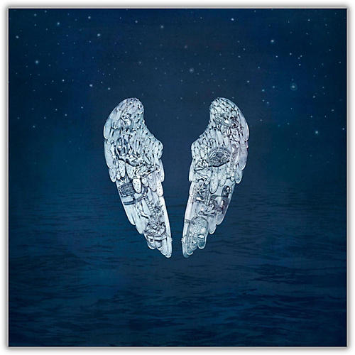WEA Coldplay - Ghost Stories (with Digital Download) Vinyl LP-thumbnail