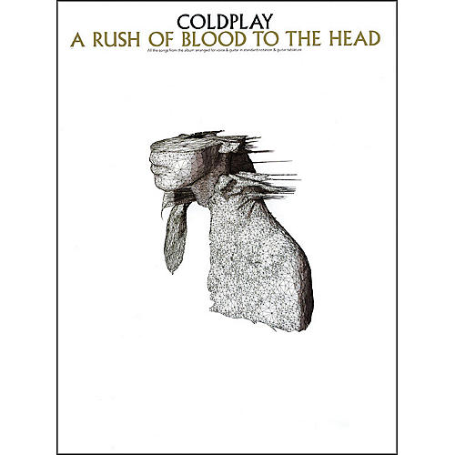 Hal Leonard Coldplay A Rush Of Blood To The Head arranged for piano, vocal, and guitar (P/V/G)