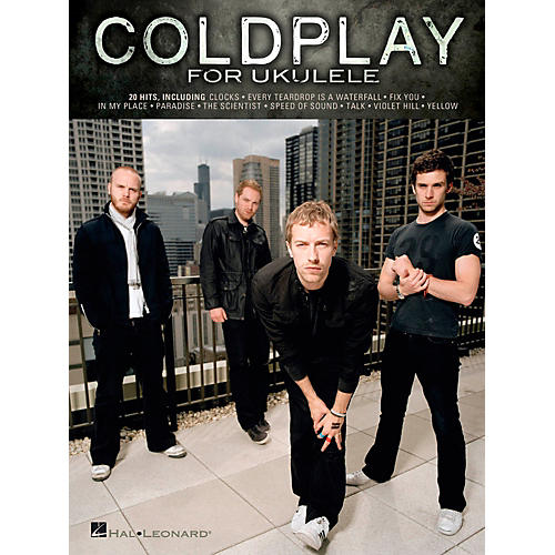 Hal Leonard Coldplay For Ukulele-thumbnail