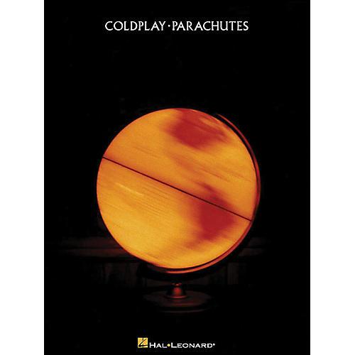 Hal Leonard Coldplay Parachutes arranged for piano, vocal, and guitar (P/V/G)-thumbnail