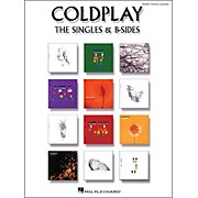 Hal Leonard Coldplay: The Singles & B Sides Pvg arranged for piano, vocal, and guitar (P/V/G)