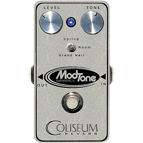 Modtone Coliseum Reverb Effects Pedal-thumbnail