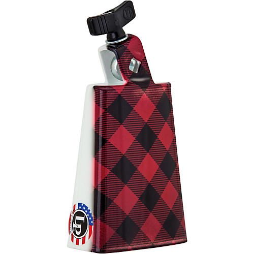 LP Collectabells Plaid Cowbell