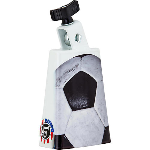 LP Collectabells Soccer Ball Cowbell-thumbnail