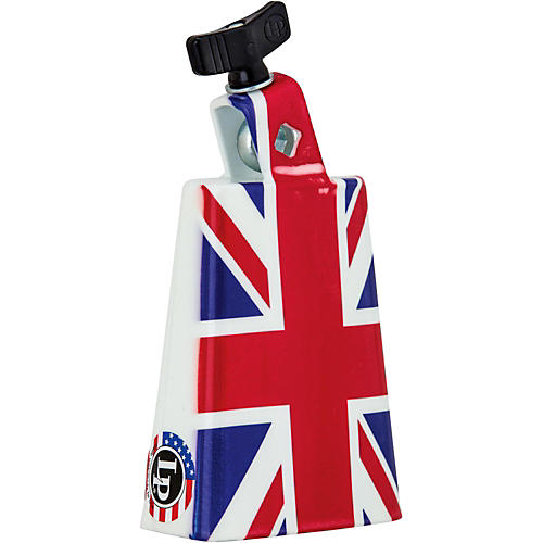 LP Collectabells Union Jack Cowbell