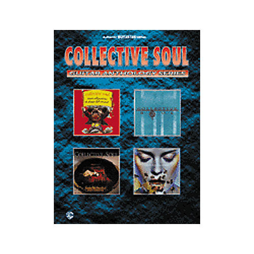 Alfred Collective Soul Book