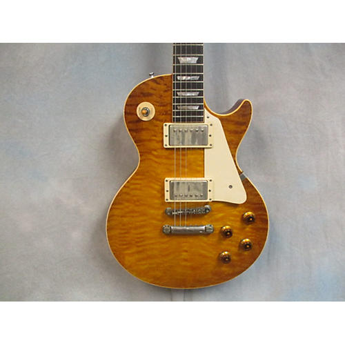 Gibson Collectors Choice 2 Goldie 1959 Les Paul Solid Body Electric Guitar-thumbnail