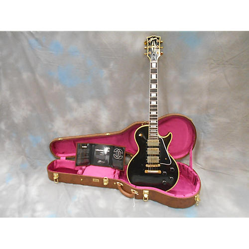 Gibson Collectors Choice 22 Tommy Colletti's 1959 Custom Black Beauty Les Paul Electric Guitar