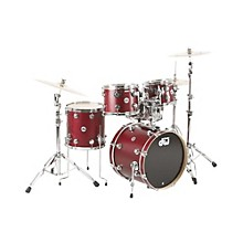 "DW Collector's Series 4-Piece Shell Pack w/20"" Bass Drum"