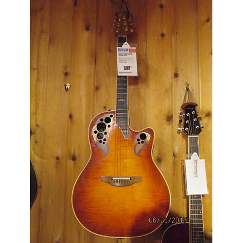 Ovation Collectors Series 98 Acoustic Electric Guitar