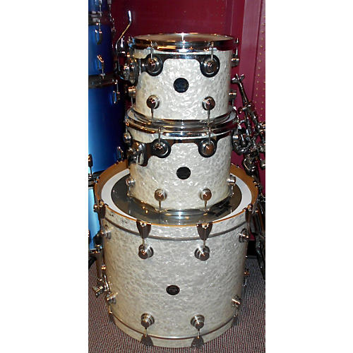 used dw collector 39 s series drum kit vintage marine guitar center. Black Bedroom Furniture Sets. Home Design Ideas