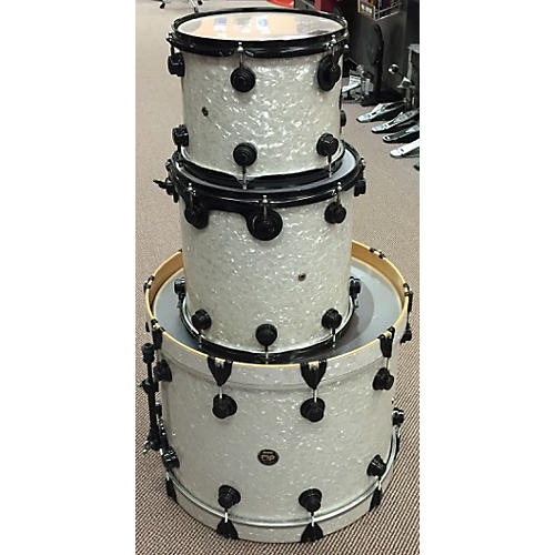 DW Collector's Series Drum Kit Pearl White