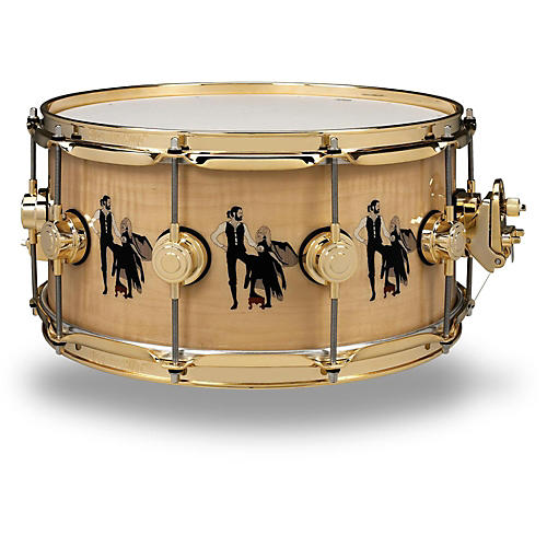 DW Collector's Series Fleetwood Mac Icon Snare-thumbnail