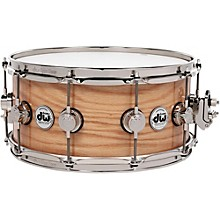 DW Collector's Series Lacquer Custom Oak Snare Drum