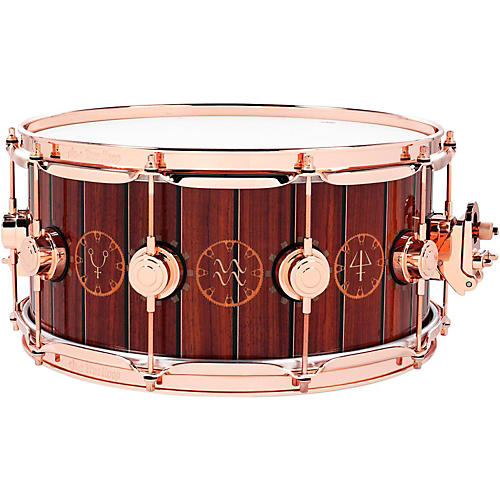 DW Collector's Series Rush Icon Snare-thumbnail