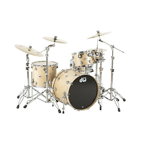 DW Collector's Series Satin Oil 4-Piece Shell Pack-thumbnail