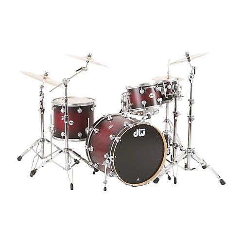 DW Collector's Series Satin Specialty 4-Piece Shell Pack-thumbnail
